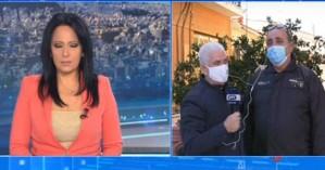 Λύγισαν on air ο δημοσιογράφος και η παρουσιάστρια της ΕΡΤ για τον αδικοχαμένο 17χρονο