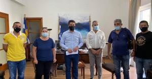 Συνάντηση και με τον Δήμαρχο Χανίων οι σύλλογοι γονέων και κηδεμόνων