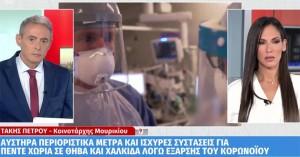 Κοινοτάρχης Μουρικίου Θήβας: Πάνω από 200 άτομα στην κηδεία – Δεν τηρήθηκε κανένα μέτρο