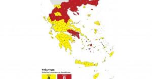 Αναλυτικά τα νέα μέτρα από τον Ν. Χαρδαλιά - Τι θα ισχύει για Κρήτη