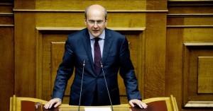 Χατζηδάκης: Ο ΣΥΡΙΖΑ μένει στα εσωκομματικά του προβλήματα