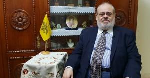 Θλίψη στην Αλεξάνδρεια για τον θάνατο του προέδρου των Μικρασιατών από κορωνοϊό