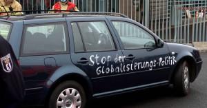 Βερολίνο: Έπεσε στην Καγκελαρία για να διαμαρτυρηθεί για τα μέτρα για τον κορονοϊό