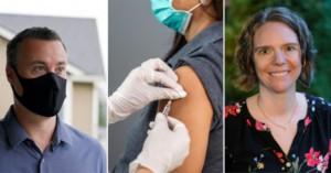 Εμβόλιο Moderna: Πώς ένιωσαν οι πρώτοι εθελοντές που έλαβαν τις δύο δόσεις