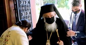 Αρχιεπίσκοπος Ιερώνυμος: Ως το τέλος της εβδομάδας το εξιτήριο