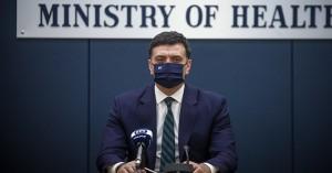 Λύγισε ο Βασίλης Κικίλιας για το βρέφος 24 ημερών που είναι στην ΜΕΘ με κορονοϊό