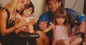 Ντιέγκο Μαραντόνα: Η ανάρτηση της κόρης του
