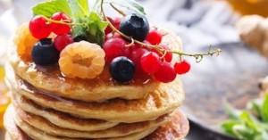 Αφράτα pancakes χωρίς γλουτένη