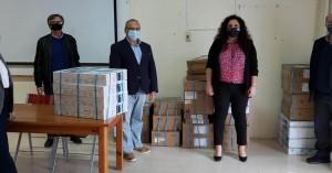 2,5 εκ. ευρώ από την Περιφέρεια Κρήτης για ψηφιακό εξοπλισμό σχολείων της Κρήτης