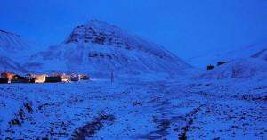 «Αποχαιρέτησαν» τον ήλιο για το 2020 σε πόλη της Αλάσκας λόγω της πολικής νύχτας