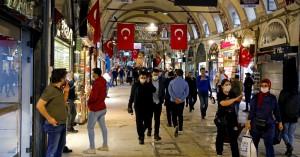 Κορονοϊός: Ρεκόρ θανάτων για 6η διαδοχική μέρα στην Τουρκία