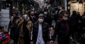 Κορωνοϊός: Έβδομη συνεχής ημέρα αύξησης θανάτων στην Τουρκία
