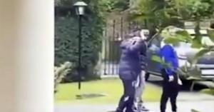 Βίντεο με τον Μαραντόνα πριν πεθάνει – Περπατά με δυσκολία και χαιρετά ένα μικρό κορίτσι