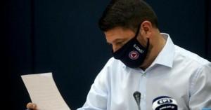 Βόμβα Χαρδαλιά: «Τη Δευτέρα θα εισηγηθώ την αναστολή του πρωταθλήματος της Super League 2»