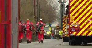 Μεγάλη έκρηξη με πολλά θύματα σημειώθηκε σε αποθήκη στην Αγγλία