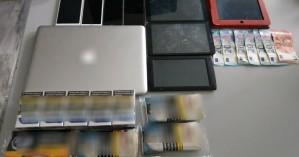 Τον έπιασαν στα Χανιά για λαθραία τσιγάρα αλλά του βρήκαν και πολλές ηλεκτρονικές συσκευές