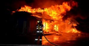 Τραγωδία στη Μεταμόρφωση: Ένας άνδρας νεκρός από πυρκαγιά σε μονοκατοικία