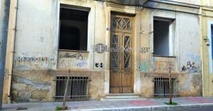 Ιστορικές μνήμες γραμμένες με μπογιά σε κεντρικό δρόμο στα Χανιά (φωτο)