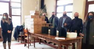 Νέος ψηφιακός εξοπλισμός για μαθητές στον Δήμο Αποκορώνου