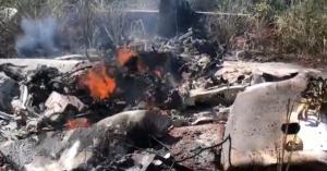 Αεροπορική τραγωδία στη Βραζιλία: Νεκροί 4 ποδοσφαιριστές και ο πρόεδρος μιας ομάδας