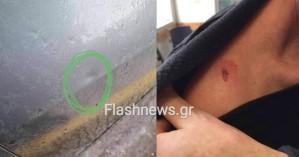 Χανιά:Ασυνείδητος σημαδεύει με αεροβόλο εργαζομένους της ΔΕΔΙΣΑ- Τραυματίστηκε ένας (φωτο)