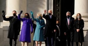 Live: Ο Τζο Μπάιντεν 46ος πρόεδρος των ΗΠΑ - Όλες οι εξελίξεις από την ορκωμοσία του