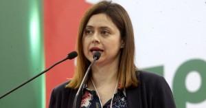 Καταγγελία από τη Ζέφη Δημαδάμα: Με παρενόχλησε κομματικό στέλεχος σε ασανσέρ