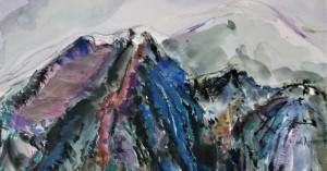 """Εγκαίνια ψηφιακής έκθεσης της Ελένης Μανωλαράκη"""" Όπως στη ζωή έτσι και  στην τέχνη """""""