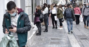 Με χρονόμετρο τα ψώνια -Το σχέδιο που μελετούν μετά τα  κόλπα με τα SMS και το συνωστισμό