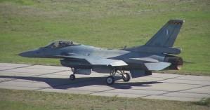 Με επιτυχία ολοκληρώθηκε η πτήση του αναβαθμισμένου F-16