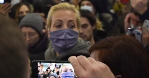 Ρωσία: Πάνω από 3.000 άτομα συνελήφθησαν στις διαδηλώσεις υπέρ του Ναβάλνι