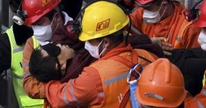 Κίνα: Νεκροί οι 9 από τους 10 μεταλλωρύχους που αγνοούταν μετά την έκρηξη στο χρυσορυχείο