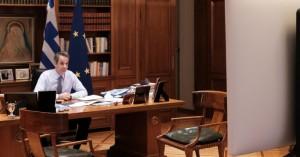 Μητσοτάκης σε ΕΕ: Οι εμβολιασμοί πρέπει να προχωρήσουν πιο γρήγορα