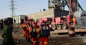 Κίνα: Εργάτες παγιδευμένοι μια εβδομάδα σε ορυχείο κατάφεραν να στείλουν μήνυμα