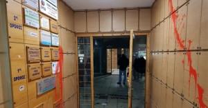 Θεσσαλονίκη: Αναρχικοί επιτέθηκαν στο σπίτι δικαστικού