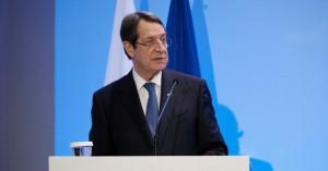 Αναστασιάδης: Δεν τίθεται θέμα να δεχτώ προαπαιτούμενα για να πάω σε συνομιλίες