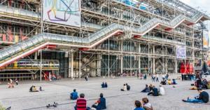 Παρίσι: Ριζοσπαστική ανακαίνιση για Πομπιντού-Θα κλείσει για τέσσερα χρόνια, τι θα αλλάξει
