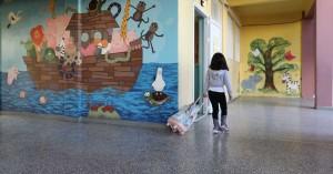 Ελάχιστα παιδιά πήγαν στα σχολεία της Σητείας