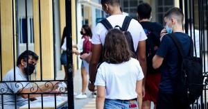 Χανιά: Πόσοι μαθητές βγήκαν θετικοί από τα self test