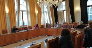 Με εκπροσώπους της δημοτικής αρχής συναντήθηκε ο Συλ. Εκπαιδευτικών Π.Ε. «Δ.Θεοτοκόπουλος»