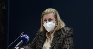 Εμβόλιο Novavax: «Πολύ ενθαρρυντικά τα αποτελέσματα» λέει η Θεοδωρίδου