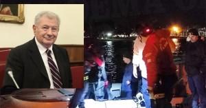 Σήφης Βαλυράκης: Άγνωστό πώς έπεσε στη θάλασσα - Η προπέλα τον χτύπησε στο κεφάλι