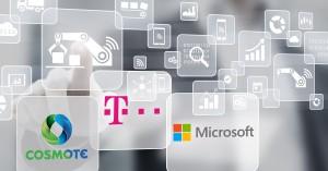 COSMOTE-Microsoft επεκτείνουν τη συνεργασία παρέχοντας νέες λύσεις cloud για επιχειρήσεις