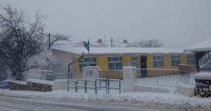 Ποια σχολεία θα παραμείνουν κλειστά στην Κ. Μακεδονία λόγω παγετού