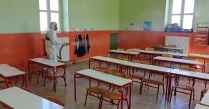 Χανιά: Νέα έργα πνοής στο Δ.Σ. Νέου Χωριού - Αυτόνομη αίθουσα για Τμήμα Ένταξης (φωτο)