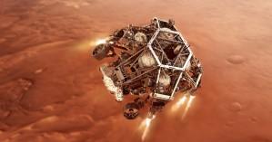 Τολμηρή προσεδάφιση στον Άρη θα επιχειρήσει απόψε το ρομποτικό ρόβερ «Perseverance»