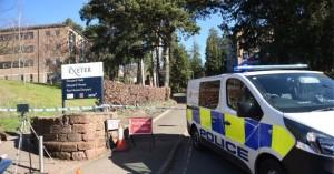 Βρετανία: Εκκενώθηκαν χιλιάδες σπίτια στο Έξετερ - Εντοπίστηκε εκρηκτικό από τον Β' Π.Π.