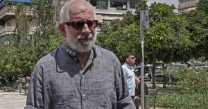 Πέτρος Φιλιππίδης: Συνθήματα και τρικάκια του «Ρουβίκωνα» στο σπίτι του ηθοποιού
