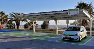 Ολοκληρώθηκε επιδεικτική δράση για τη χρήση ανανεώσιμων πηγών ενέργειας για ηλεκτροκίνηση