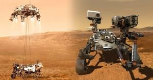 Προσεδαφίστηκε το Perseverance στον Άρη - Τα 7 λεπτά του τρόμου και οι πρώτες εικόνες